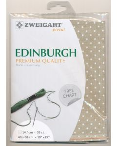 Precut Edinburgh Petit Point
