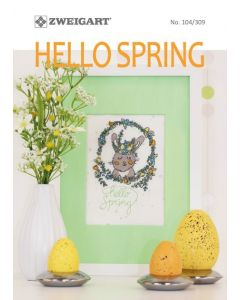 Heft No. 309 Hello Spring, Chartheft