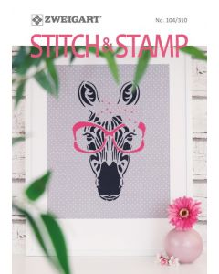 Heft No. 310 Stitch & Stamp I