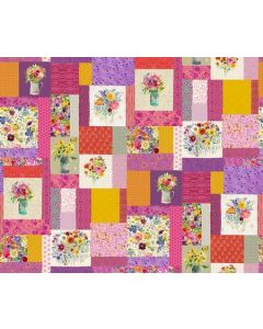 Painted Patchwork
